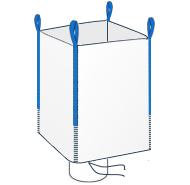 LWY - Model worka Big Bag z otwartą górą i dnem w postaci kominka wysypowego