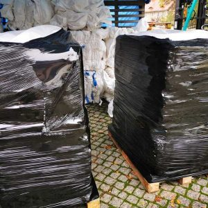 Zapakowane Big Bagi dla Klienta